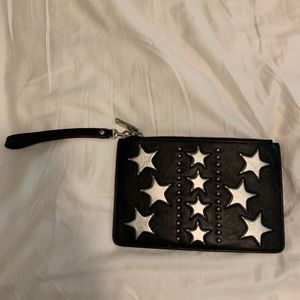 Rebecca Minkoff Zipper Star Pouch